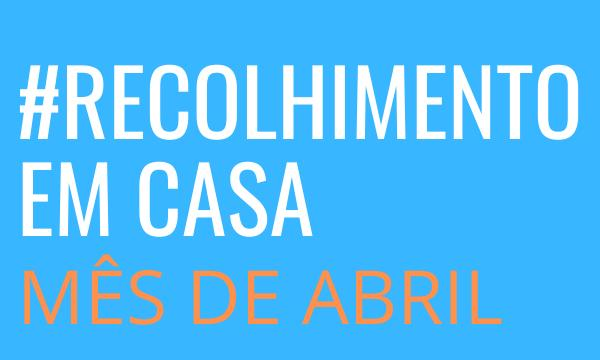 Opus Dei - Recolhimento de Abril #EmCasa