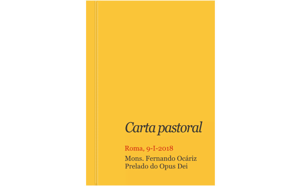 Opus Dei - Carta do Prelado (9 de Janeiro de 2018)