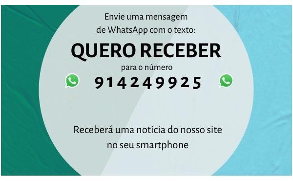 Quer receber por WhatsApp a newsletter de opusdei.pt? – agora já é possível