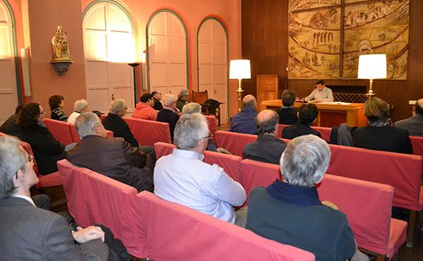 Opus Dei - La Casa de la Caritat i l'Església de Montalegre