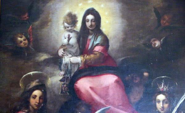 Nella festa della Vergine del Carmelo