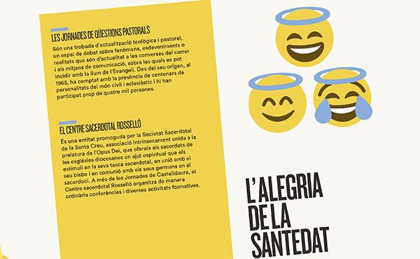 Opus Dei - L'alegria de la santedat, a les Jornades Castelldaura 2019