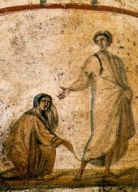 초창기의 그리스도인들의 불꽃