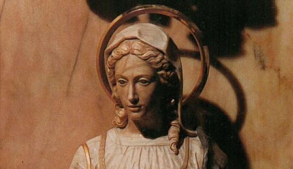 Opus Dei - Święta Katarzyna ze Sieny, orędowniczka Opus Dei