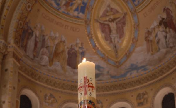 Homilías del prelado en el triduo pascual