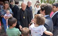 El prelat de l'Opus Dei visita Barcelona