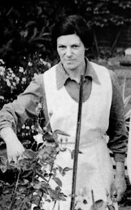 Dora del Hoyo nació en un pueblo de León, en 1914