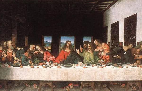 Opus Dei - Что происходило на Тайной Вечере?