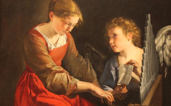 Opus Dei - A música que vem de Deus: canto e música na liturgia