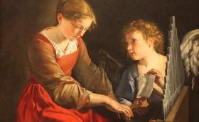La musique qui nous vient de Dieu : le chant et la musique dans la liturgie