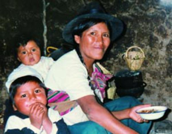 Centre de Formació Integral per a la Dona a Bolívia