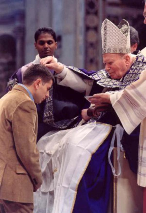Angelus du Pape, lors du 1er dimanche de Carême