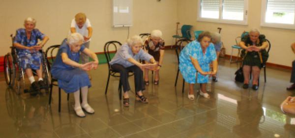 Centro Diurno para Ancianos Frágiles en Roma