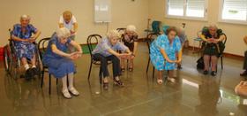Dagcenter for svage ældre i Rom