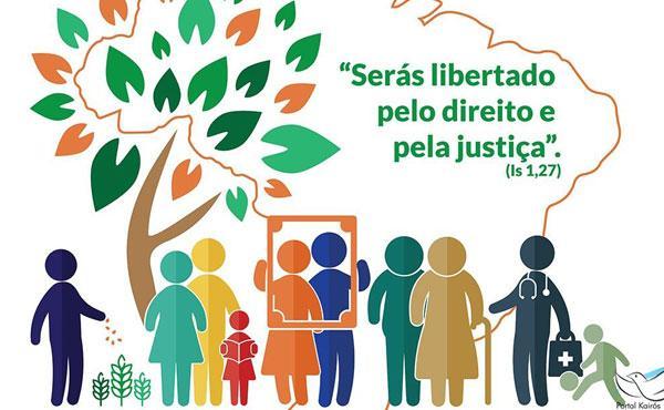 Mensagem do Papa Francisco aos fiéis brasileiros por ocasião da Campanha Fraternidade 2019