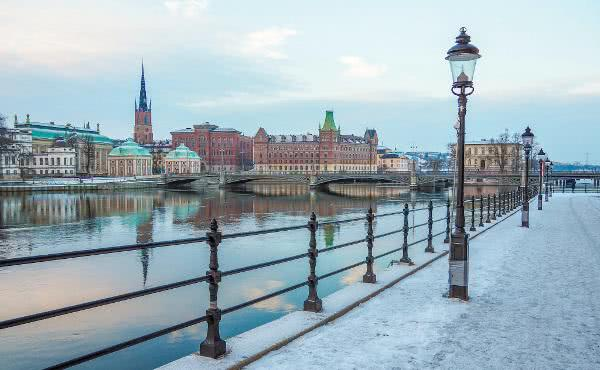 Opus Dei - Ulf y Birgitta: dar testimonio de la fe en Estocolmo