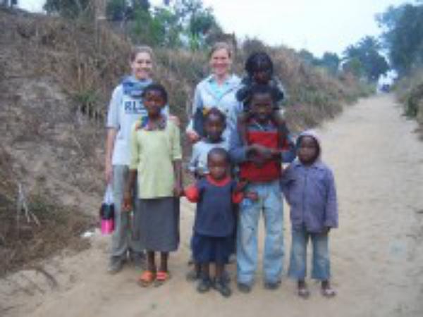 Sur la brèche pour le Congo
