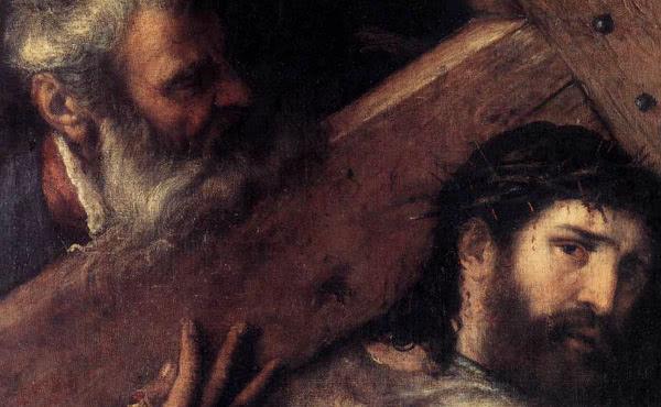 """Opus Dei - """"Signore, Tu sei il mio Cireneo"""""""
