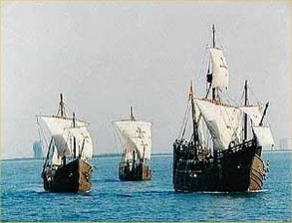 Kolumbus und Escriva