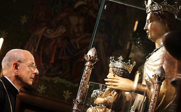 El prelat de l'Opus Dei anima des de Barcelona a viure l'alegria cristiana