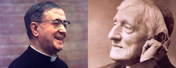 Newman și Escrivá