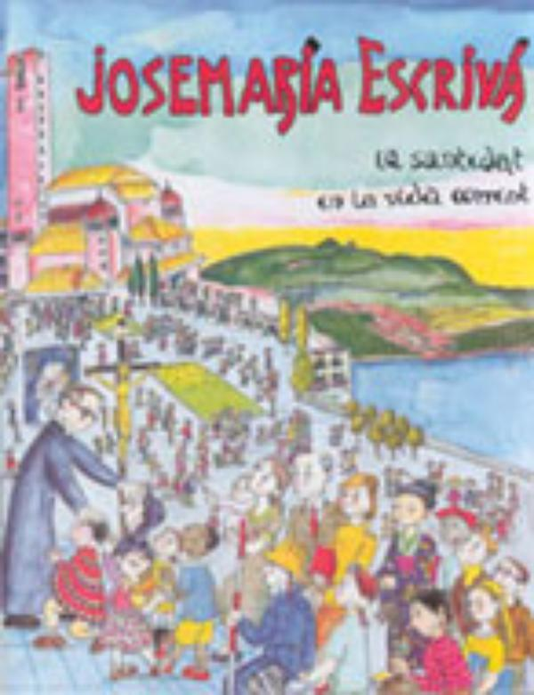 Còmic sobre el beat Josepmaria