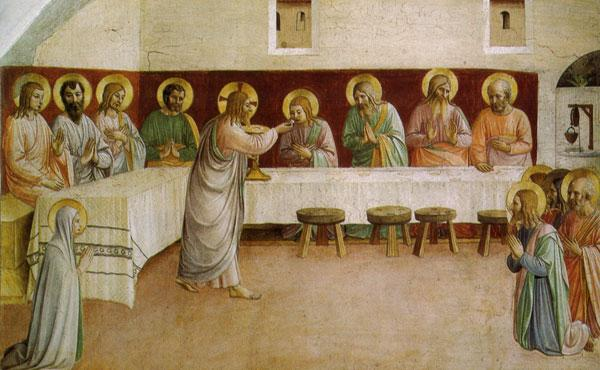 Opus Dei - Senhor, espero em Ti; adoro-te, amo-te...