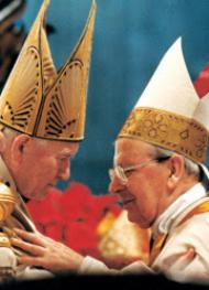 John Paul II and John XXIII to be canonized; Alvaro del Portillo to be beatified