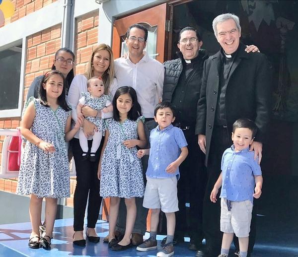 Mensaje del vicario regional con ocasión del fallecimiento del padre Marcelo Rojo