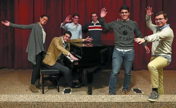 El Orfeón y Musikene vuelven a unirse en el Concierto Solidario de los Jóvenes