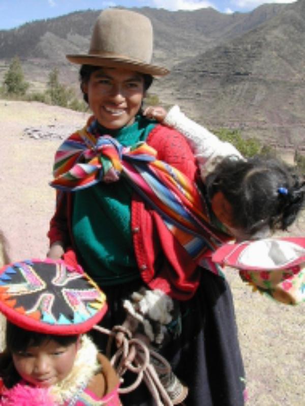 V Condoray se připravilo na práci už 20 000 peruánských žen