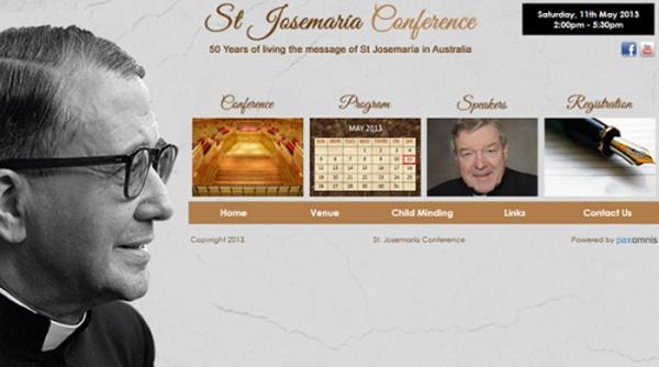 50 de ani de la mesajul Sfântului Josemaría în Australia
