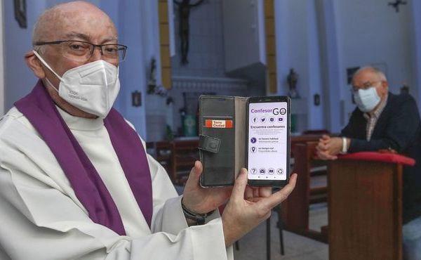 «La confesión es el mejor quitamiedos, también en tiempos de pandemia»