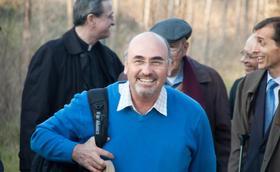 Fotografias sobre o Congresso eletivo no Opus Dei