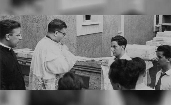 Opus Dei - La consacrazione dell'Opus Dei al Sacro Cuore di Gesù