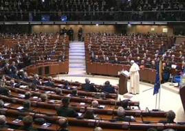 Papa Francesco: Europa dov'è il tuo vigore?
