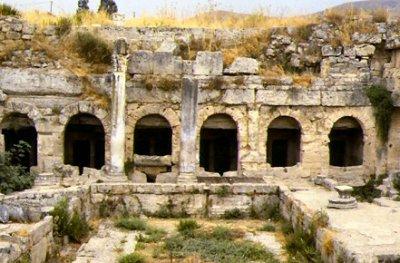 La fontaine Pirenne
