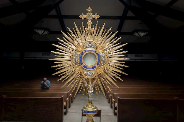 """Sing, My Tongue, The Saviour's Glory"": Corpus Christi Playlist"