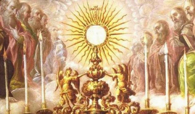 Opus Dei - Nella festa del Corpus Domini