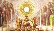 Nella festa del Corpus Domini