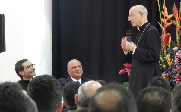 Opus Dei - No limitarse al aspecto defensivo sino al sentido positivo, producir el bien