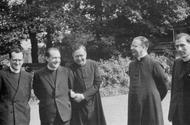Der hl. Josefmaria in Fotos (II) 1945-1960