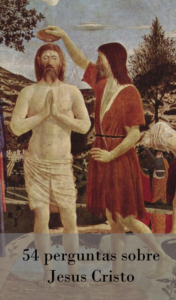Opus Dei - Livro eletrónico com 54 perguntas sobre Jesus Cristo