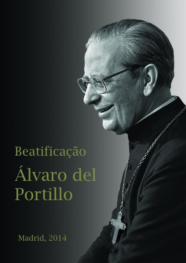 Opus Dei - Livro eletrónico sobre a beatificação de D. Álvaro del Portillo