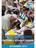 Livro eletrónico: O Papa Francisco em Cuba e nos Estados Unidos