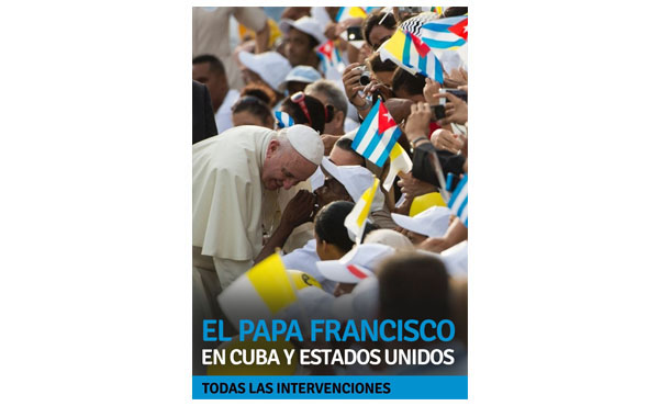 Opus Dei - Libro electrónico: El Papa Francisco en Cuba y Estados Unidos