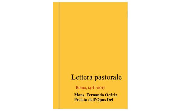 Opus Dei - Lettera del Prelato (14 febbraio 2017)
