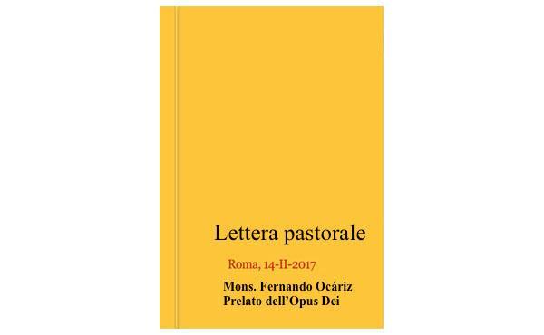 Lettera del prelato (14 febbraio 2017)