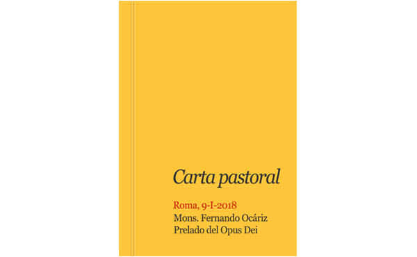 Opus Dei - Carta del Prelado (9 enero 2018)
