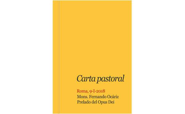 Opus Dei - 단장 몬시뇰의 1월 9일 사목서간